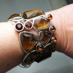 Glass Candy Armband