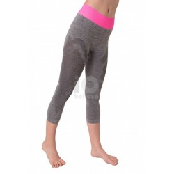 Sporty shape up leggings com tecnologia Biotech_ de FIT ACTIVE
