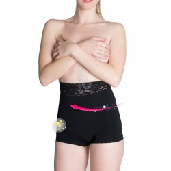Shorty adelgazante cosmético textil 'lace' Miss Beauty.